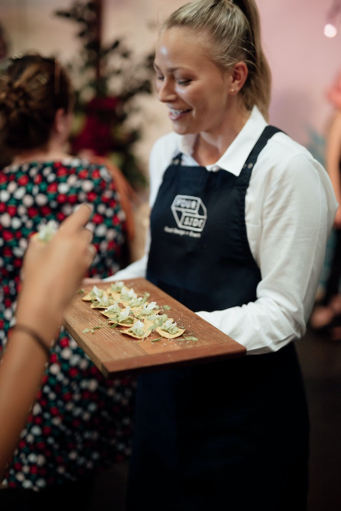 Catering Melbourne Fourside Events