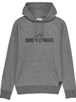 Band of Climbers Logo Hoodie - Grey