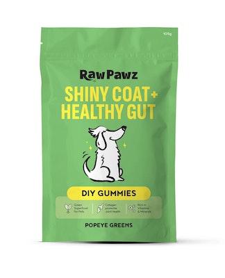 Raw Pawz Popeye Greens DIY Gummies