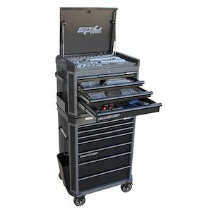 SP52295D Tool Kit 296 Piece METRIC/SAE Tech Series BLACK SP52295D