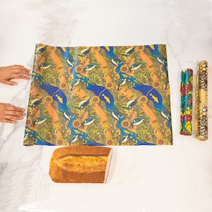 By the Metre Beeswax Wraps 46cm width