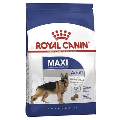 Royal Canin Maxi Large Breed Adult Chicken Dry Dog Food