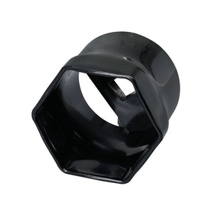 """Toledo Wheel Bearing Lock Nut Socket - Hexagon 6 point  4 1/8"""""""