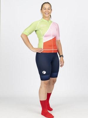 Fondo Women's Short Sleeve Cycling Jersey l Gelato