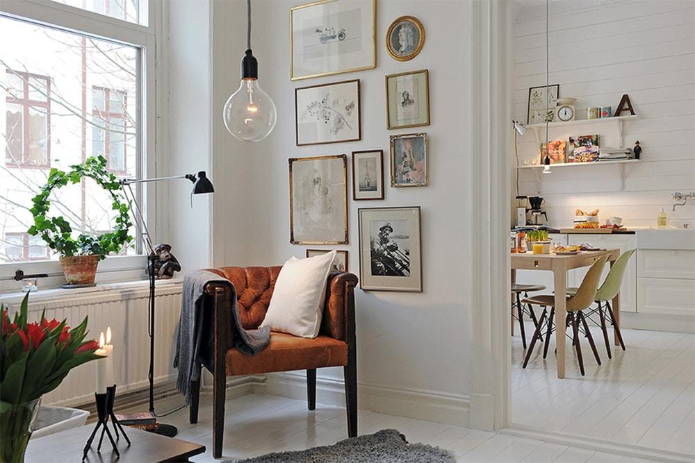 Creating a Scandinavian Vibe at Home