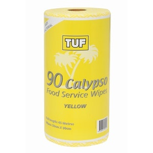 Wipes - Yellow Roll