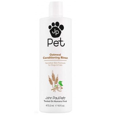 John Paul Pet Oatmeal Dogs & Cats Conditioning Rinse 473ml