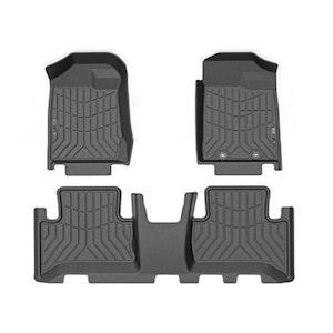 3D Tpe Floor Mats Liner For Isuzu Mu X Mux 2013 2020