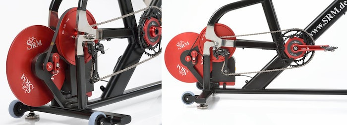 srm indoortrainer indoor cycling