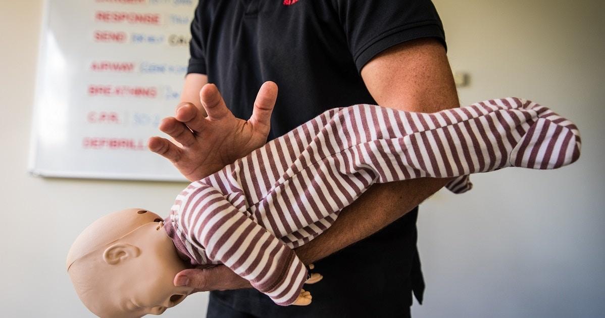 Choking hazards: an ever present danger