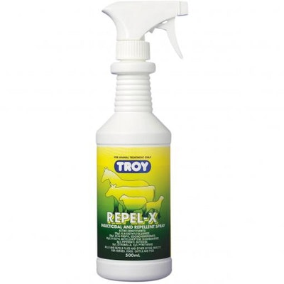 Troy Repel-X Insecticidal and Repellent Spray - 500ml