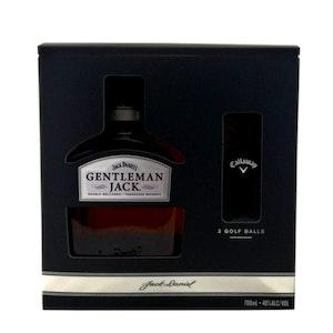 Jack Daniel's Gentleman Jack Golf Ball Pack 700mL