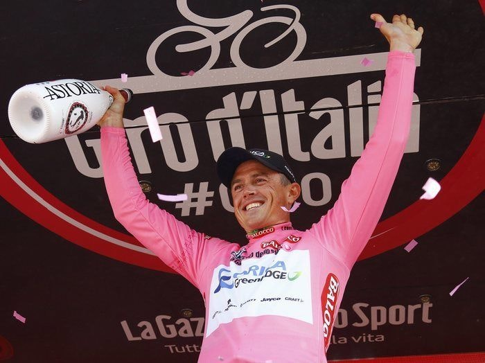 display Giro d Italia Simon Gerrans Wins