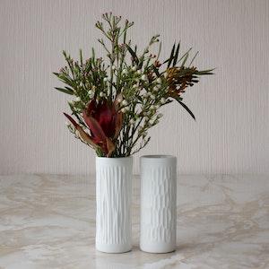 Paddle Pop Pattern Vase, Tiny