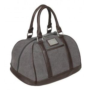 Lemieux Luxury Canvas Hat Bag
