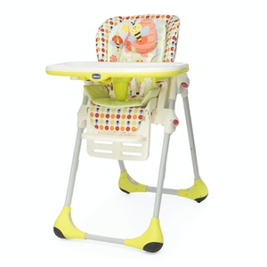 Chicco Polly Double Phase Highchair - Sunny