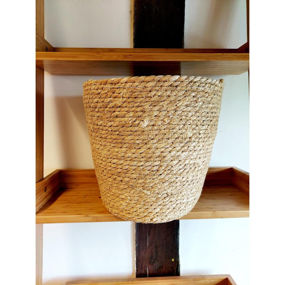 Pretty Cactus Plants  Large Seagrass Plant Pot / Planter - Perfect For Houseplants. 30cm X 26cm