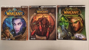 World of Warcraft Official Strategy Guides