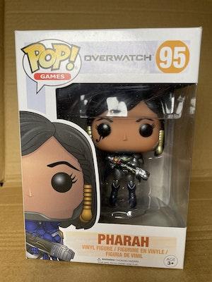 POP! Overwatch Pharah (Titanium) #95)