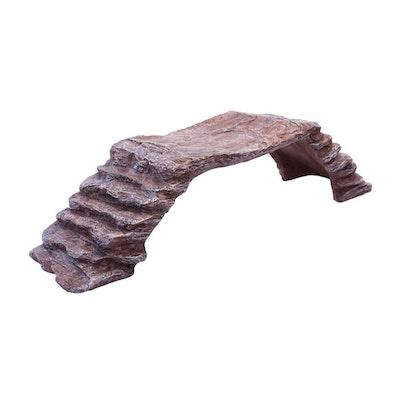 Aqualife Komodo Basking Platform Ramp Brown Large