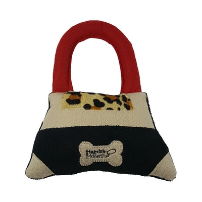 Hamish McBeth Handbag Dog Toy