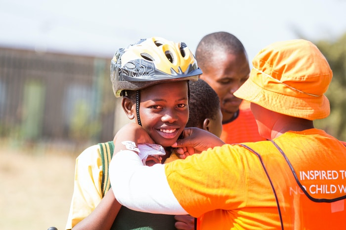 Qhubeka BEEP Orange Farm Partner Use S6
