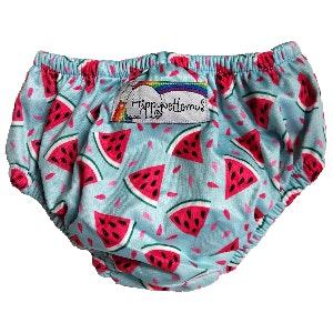 Hippybottomus Swim Nappy - Watermelon