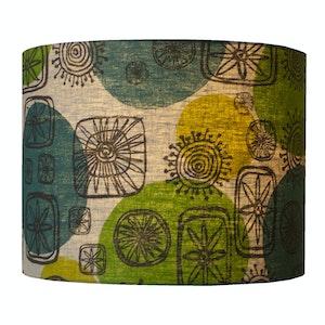 Atom lamp shade - Green Large