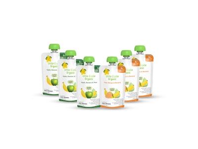 Max Biocare Little Etoile Organic Fruit Bundle