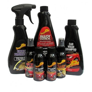 Toughseal Paint Protection System 6 Part Kit
