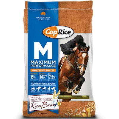 Coprice Maximum Performance High Energy Pellets Horse Feed 20kg
