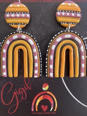 Gigil Jewellery Boho Candy Rainbow 2021