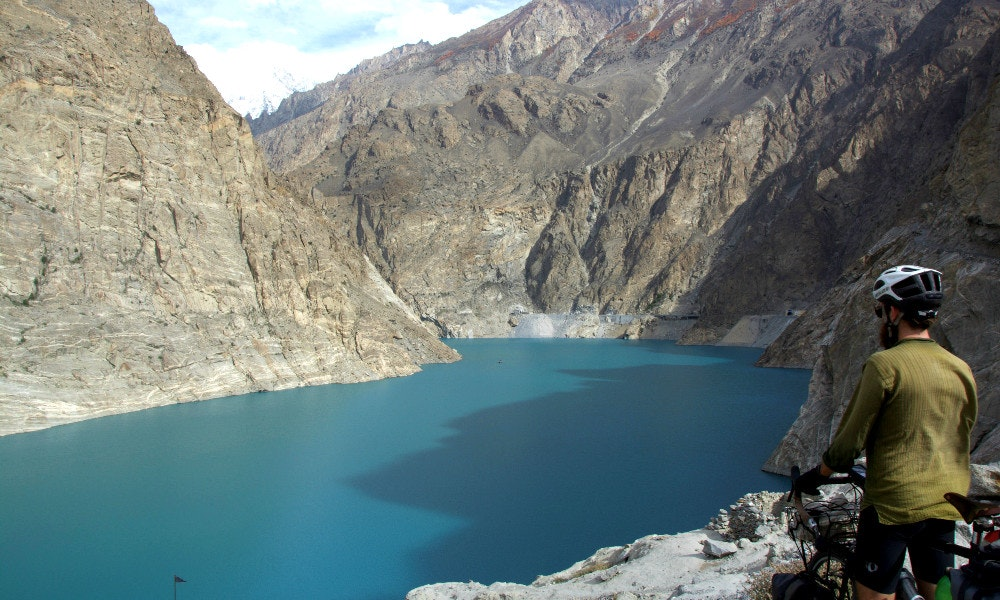 Cycle Touring The Karakoram Highway In Pakistan And China