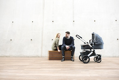 New Joolz Limited Edition Geo Ridge Pram