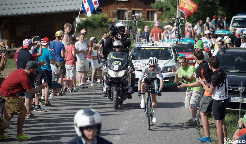 Yates Tour de France time trial 2016