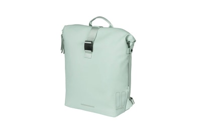 Basil Soho Backpack Pastel Green 17L
