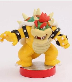 Nintendo amiibo  Bowser Super Mario Bros series