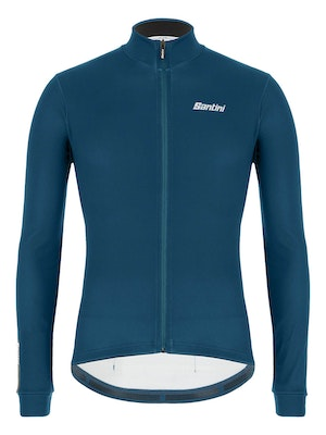 Santini SMS Colore Winter Long Sleeve Jersey