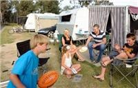 GSA participating Caravan, Holiday and Tourist parks of the Murray