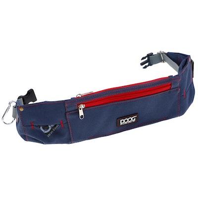 Doog Walkie Belt - Navy & Red