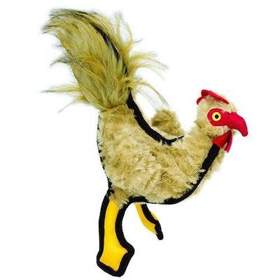 Ruff Play Plush Tuff Chicken