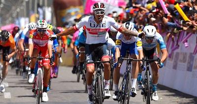 Molano Conquista el circuito hacia Duitama - Etapa 2 del Tour Colombia 2.1