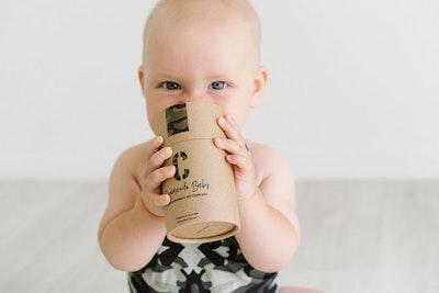 Commando Baby - Camo Green