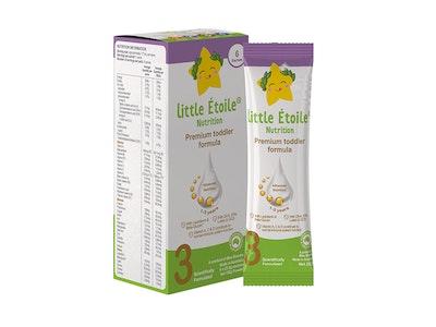 Max Biocare Little Etoile Nutrition - Premium Toddler Formula Sachet - Stage 3 - 6 x 25.5g sachets