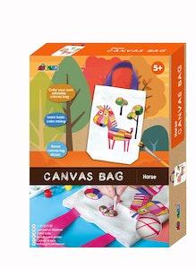 Avenir - Canvas Bag - Horse