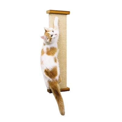 SmartCat Combination Scratcher for Cats 61 x 18 x 6cm