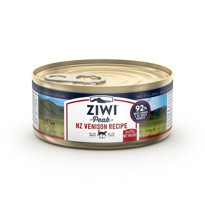 ZiwiPeak ZIWI Peak Cat Venison Recipe Can 85G