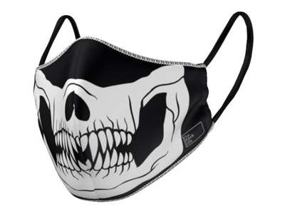 The Mask Life The Skeleton - Reversible Face Mask