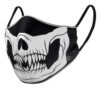 The Mask Life PRE ORDER The Skeleton - Reversible Face Mask