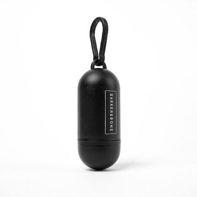 Barker & Bone Dog Bag Dispenser | Black